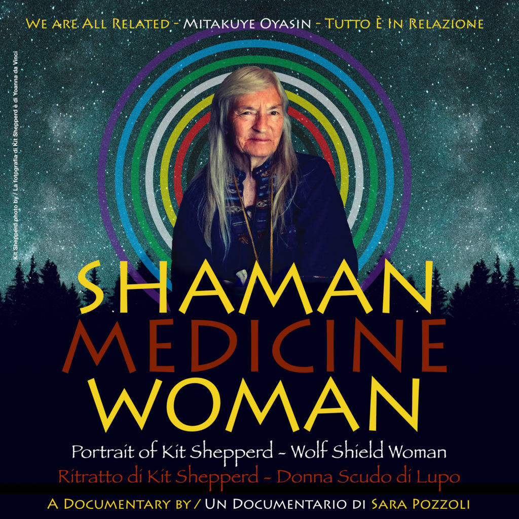 Shaman Medicine Woman Film Poster
